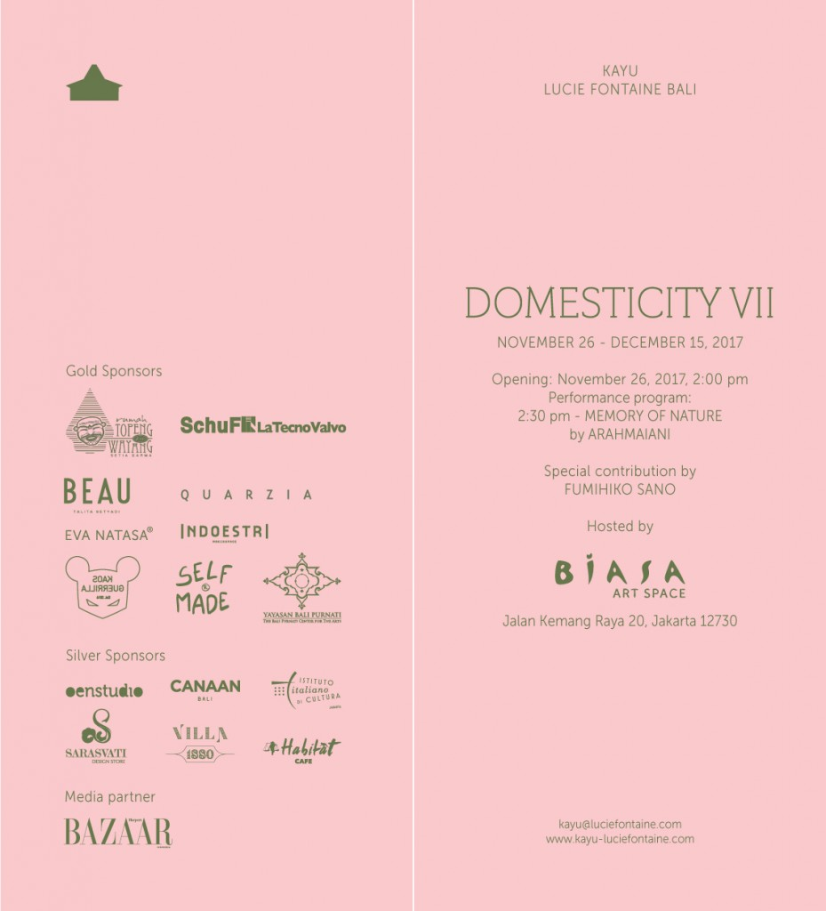 DOMESTICITYVI_Invitation